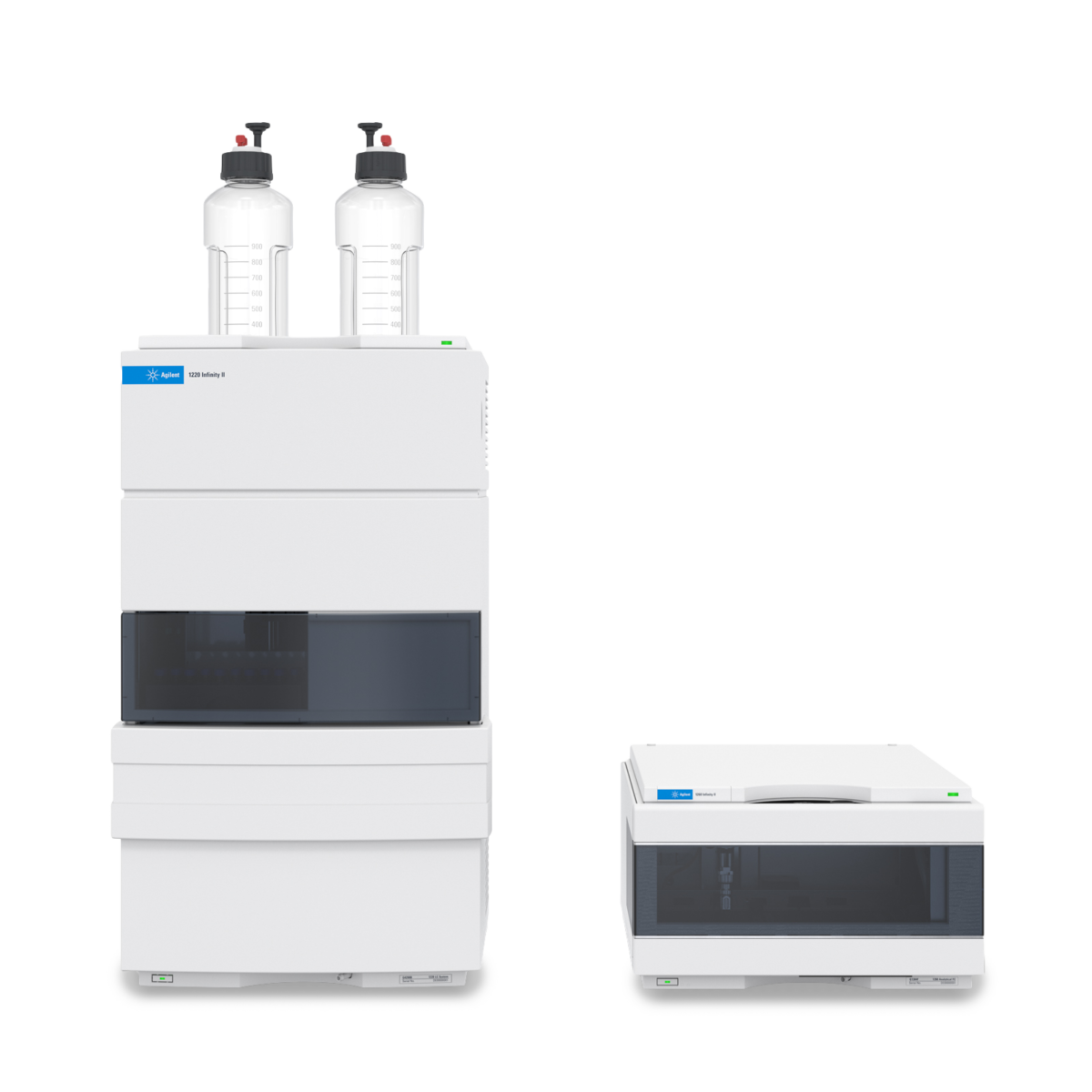 Agilent 1220 Infinity II Analytical-Scale LC Purification System