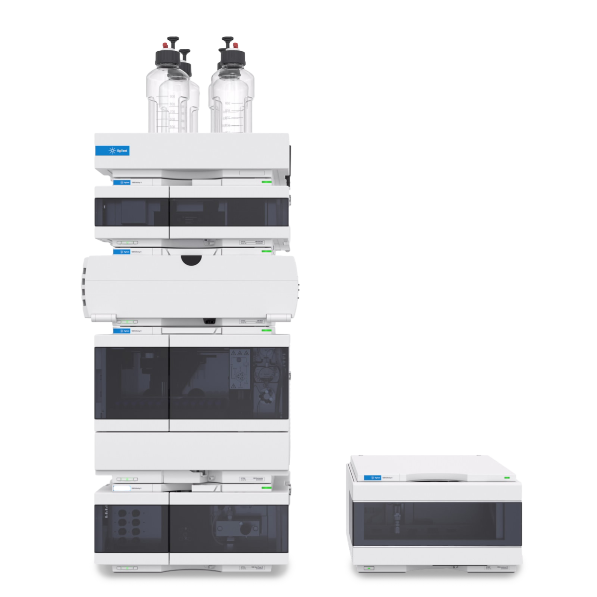Agilent 1260 Infinity II Analytical-Scale LC Purification System