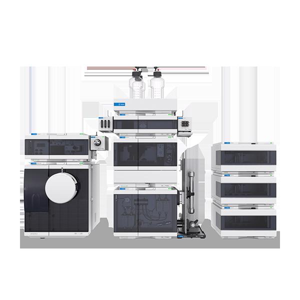 Agilent 1260 Infinity II Preparative LC/MSD System