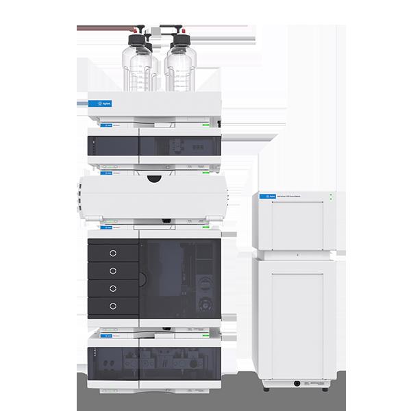 Agilent 1260 Infinity II SFC System