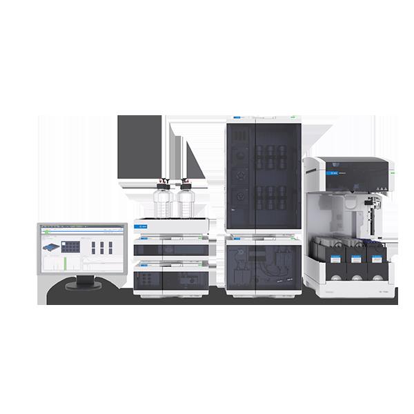 Agilent 1290 Infinity II Autoscale Preparative LC System