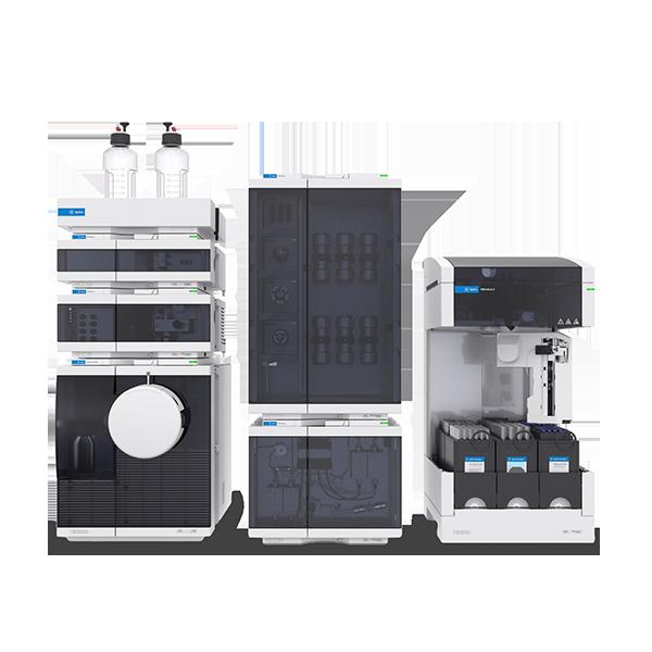 Agilent 1290 Infinity II Preparative LC/MSD System