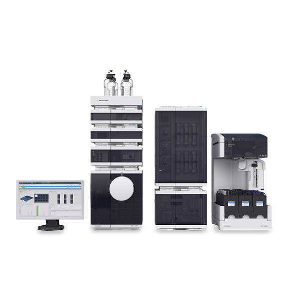 Agilent 1290 Infinity II Autoscale Preparative LC/MSD System