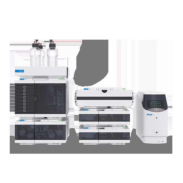 Agilent 1290 Infinity II HDR-DAD Impurity Analyzer System