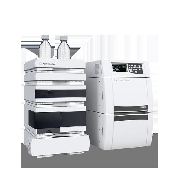 Agilent 1260 Infinity II Multi-Detector GPC/SEC System
