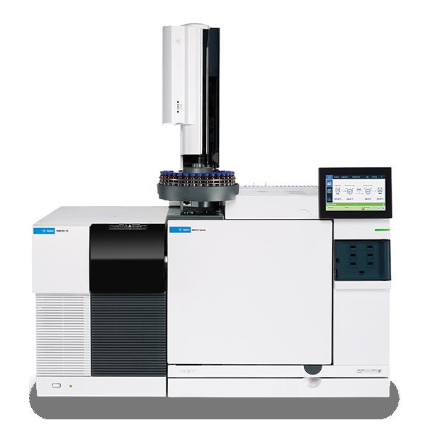 Agilent 7000D Triple Quadrupole GC-MSMS