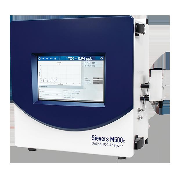 Sievers M500e Online TOC Analyzer